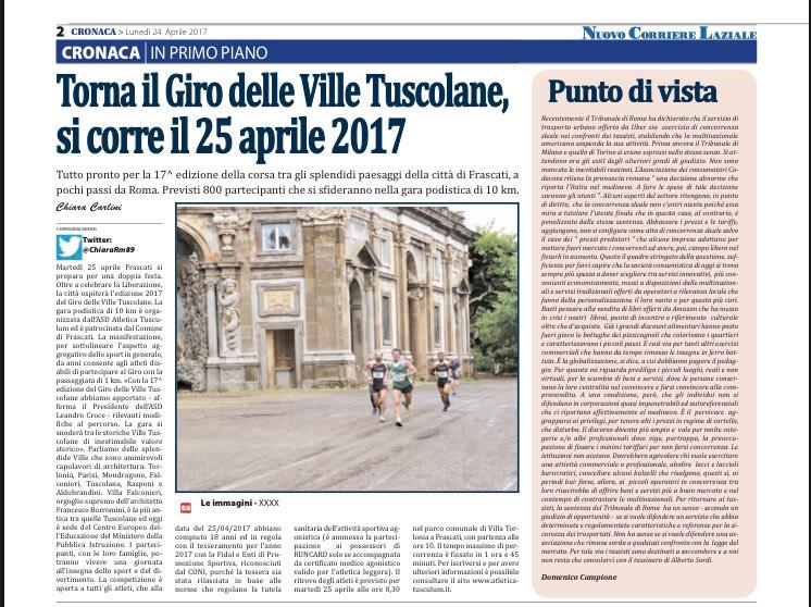 Corriere Laziale