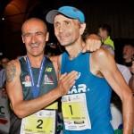 Andrea Zambelli e Giorgio Calcaterra - 100 km del Passatore